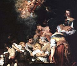 Image result for natividad de la virgen maria murillo